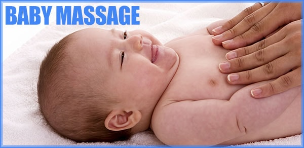 Benefits of baby massage