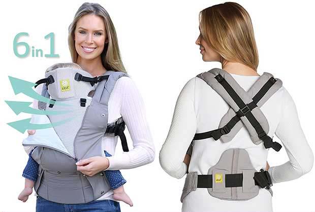 LilleBaby 360 Ergonomic Baby & Child Carrier