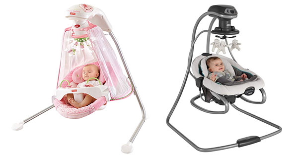 10 Best baby swing 2020 | Review