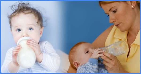 bottle feeding newborn baby tips